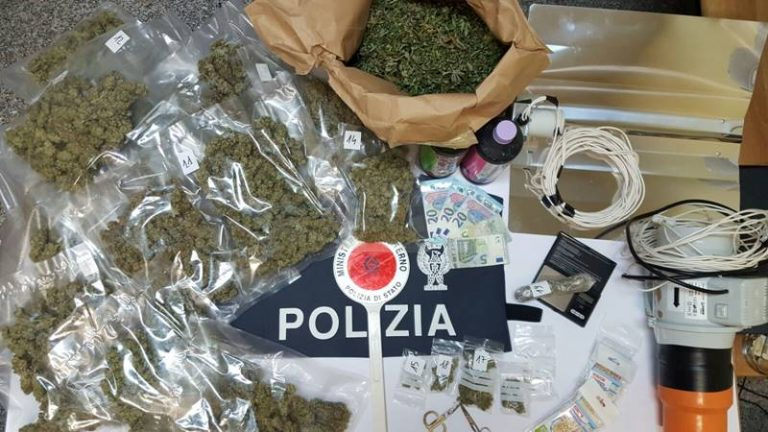Marijuana nascosta nel canneto: due arresti a Briatico (VIDEO)