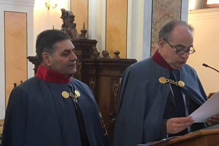 I cavalieri dell'Ordine costantiniano di San Giorgio