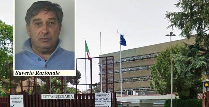 Violazione della sorveglianza speciale: assolto a Roma Saverio Razionale