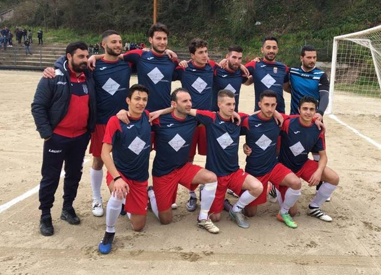 Il Soriano è in Eccellenza, i rossoblù si godono la storica promozione