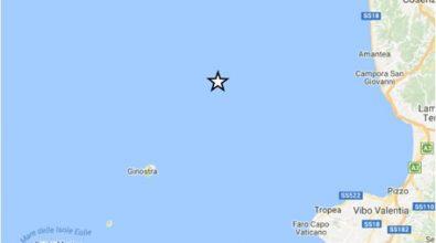 Sciame sismico lungo le coste vibonesi, nuove scosse di terromoto