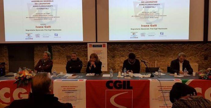 """""""Contrattazione, diritti e tutele"""": a Mongiana assemblea dei forestali"""