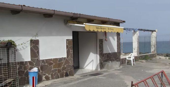 Chiosco Azzurro a Vibo Marina, stop del Tar alla demolizione