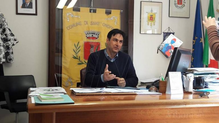 """""""Eco-distretto"""" a Sant'Onofrio, il sindaco Maragò respinge le accuse e rilancia il progetto"""