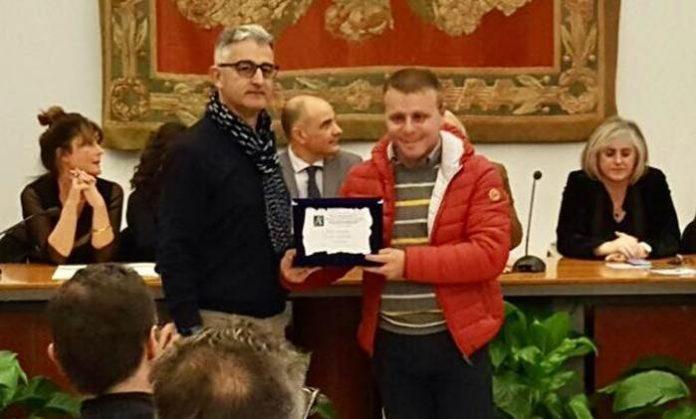Il fotoreporter Saverio Caracciolo premiato a Roma