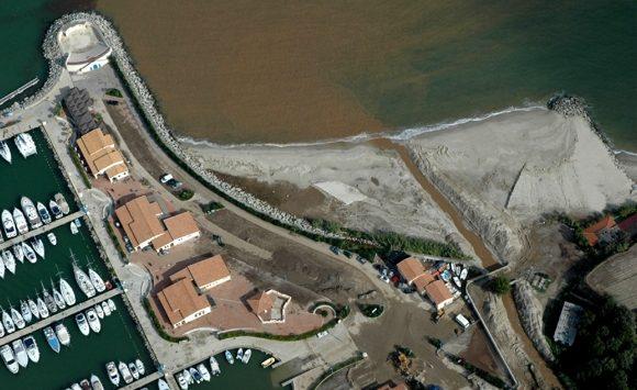 Lavori sul torrente Lumia a Tropea: corretto l'operato della Provincia