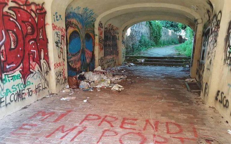Villa Gagliardi nel degrado, il sindaco di Vibo: «Presto grandi sorprese»