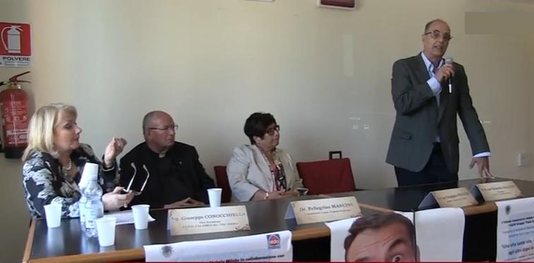 Donazione degli organi, giornata di sensibilizzazione a Vibo e Paravati (VIDEO)