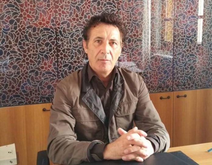 L'architetto Antonino Pezzo