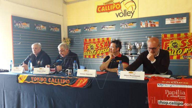 """Callipo contro la """"Lega Nord"""" del volley: «La pallavolo resterà a Vibo»"""