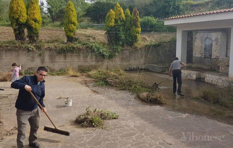 Sant'Onofrio, amministratori e cittadini impegnati nella Giornata ecologica (VIDEO)