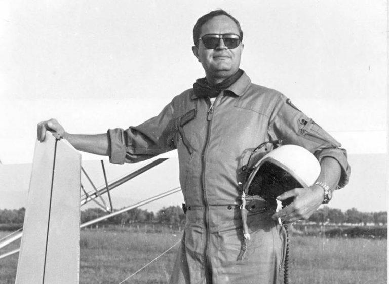 "Addio a Giuseppe Pontoriero, l'aviatore-artista ""assetato di verità e di luce"""