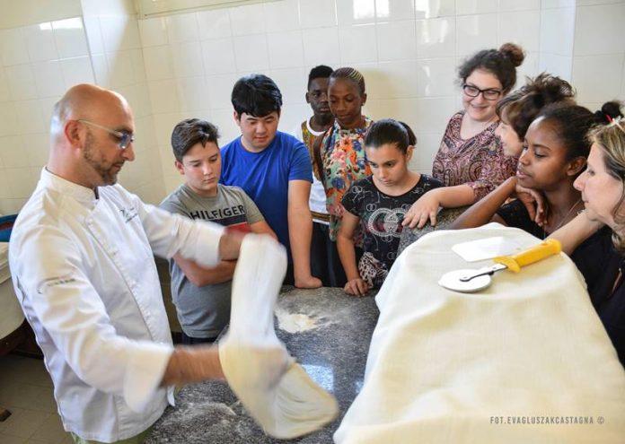 La lezione dello chef Esposito