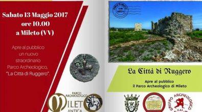 Mileto, tutto pronto per l'apertura del Parco Archeologico