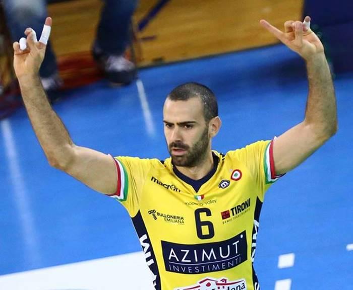 Volley mercato, lo schiacciatore Jacopo Massari è della Tonno Callipo Vibo