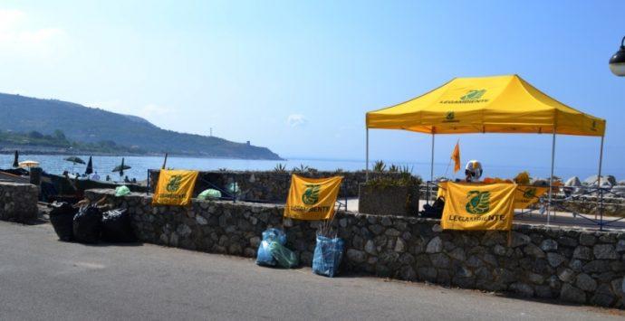 """""""Spiagge pulite"""" a Vibo Marina, Legambiente e Comune promuovono l'ambiente con il gioco"""