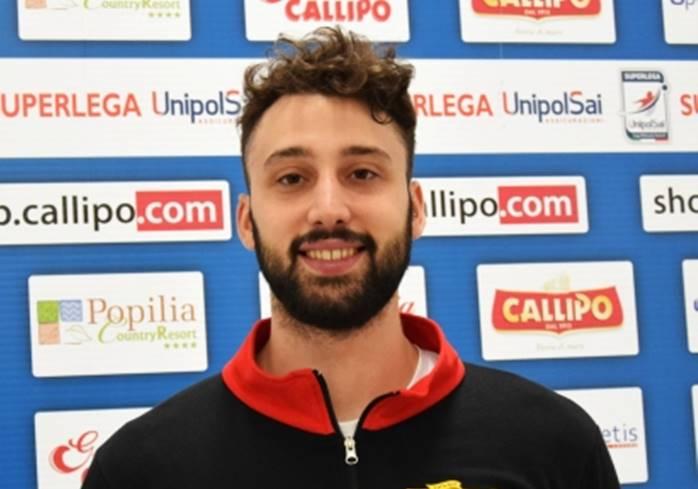 Volley mercato, Marco Izzo giocherà ancora con la Tonno Callipo Vibo