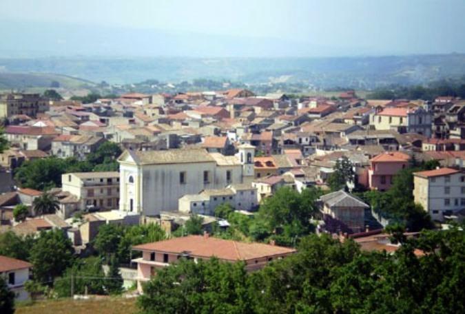 Una veduta di Sant'Onofrio