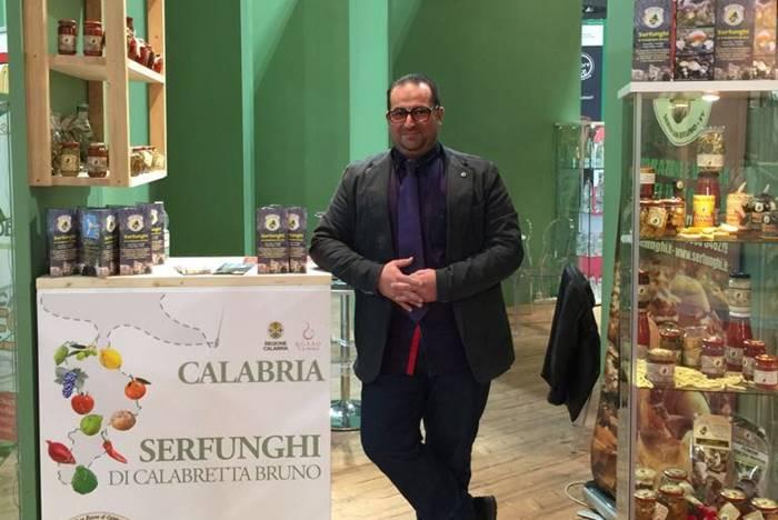 Serra San Bruno mette in vetrina funghi e prodotti tipici al TuttoFood di Milano
