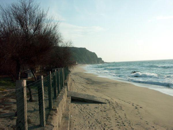 Furto di sabbia a Capo Vaticano: due arresti (NOMI)