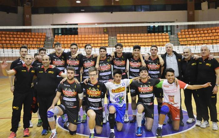 Volley, la Tonno Callipo Vibo Valentia è campione regionale Under 18