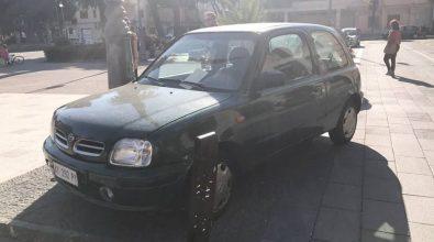 Vibo Valentia: multata l'auto del sindaco davanti al Comune