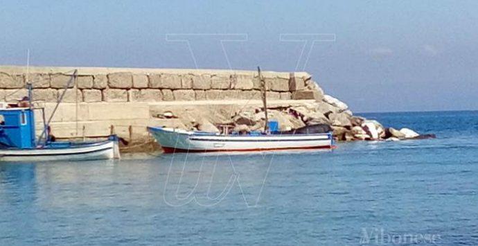 Mareggiate a Briatico, i pescatori si rivolgono al prefetto