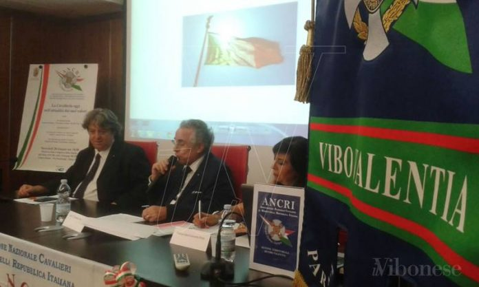 Il convegno dell'Ancri a Pizzo