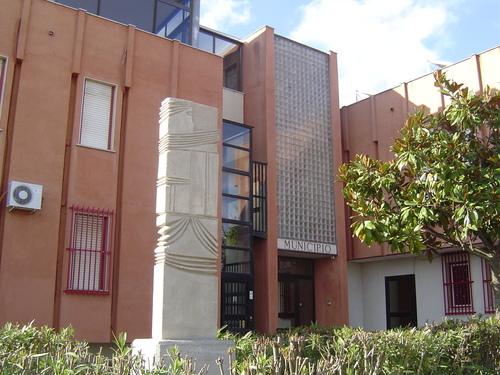 Il Municipio di Stefanaconi