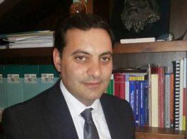 Il sindaco Giuseppe Pizzonia