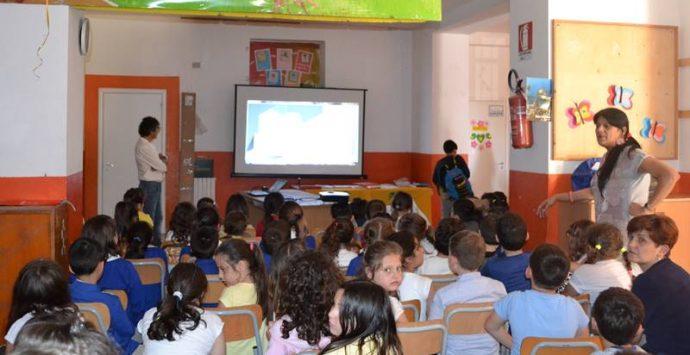 Ambiente e rifiuti: Legambiente Ricadi incontra le scuole