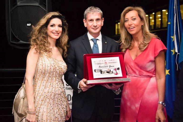 Al vibonese Francesco Greco il premio Calabria Cinetourism