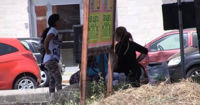 Prostituzione in pieno centro a Vibo