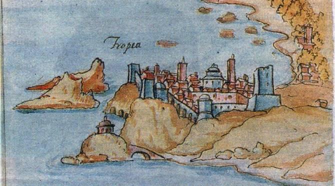 Un'immagine dal Codice Romano Carratelli