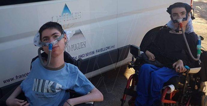 Disabilità e trasporti, nel Vibonese viaggi possibili anche grazie alle Onlus