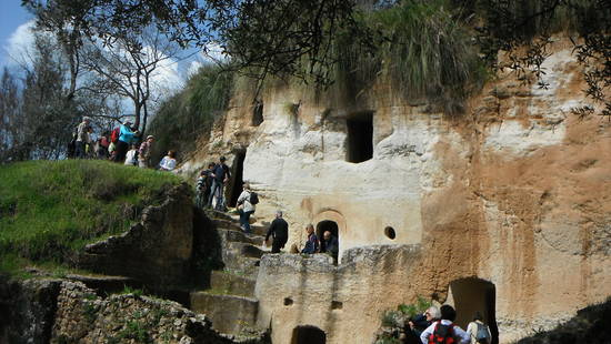 Il sito rupestre di Zungri