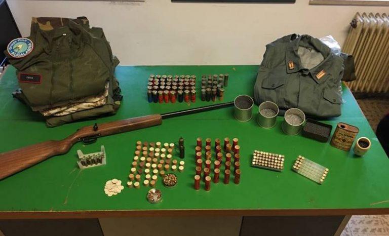 Armi e munizioni: arrestati due fratelli a Nicotera