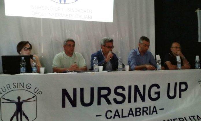 L'assemblea di Nursing Up a Vibo