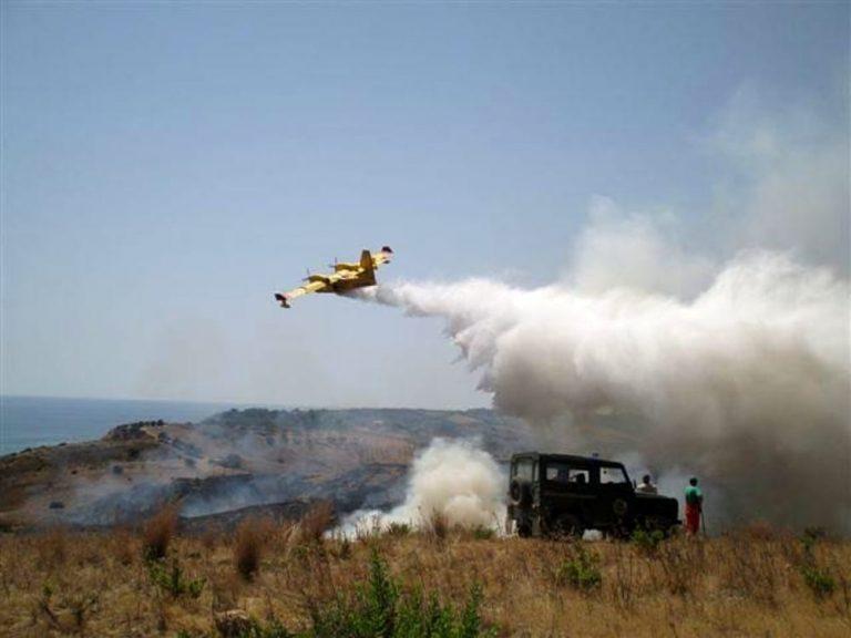 Emergenza incendi nel Vibonese, il prefetto mantiene il Centro coordinamento soccorsi