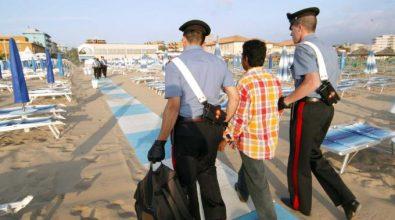 """Briatico: pretendeva il """"pizzo"""" dagli ambulanti in spiaggia, arrestato"""