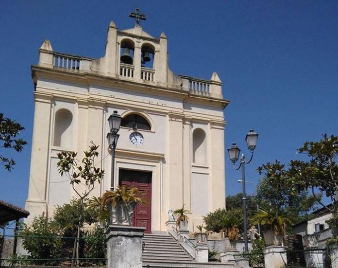 La chiesa della Misericordia ad Arzona