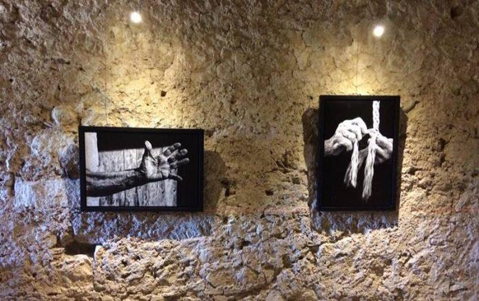 Le opere di Montepaone in esposizione a Sarteano