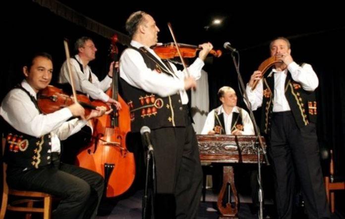 L'Orchestra Tzigana di Budapest