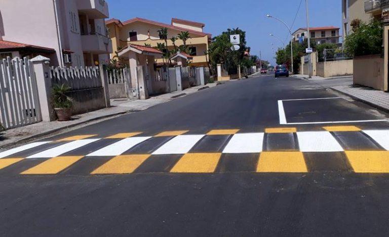 Pizzo, in via di ultimazione la riqualificazione delle strade della Marinella