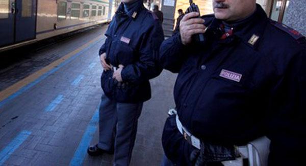 Briatico: controllore di Trenitalia aggredito alla Stazione