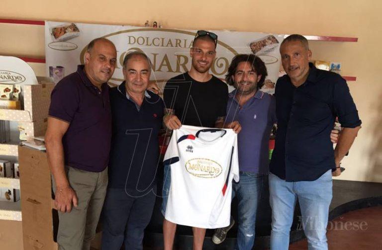 Eccellenza, il Soriano non si ferma più: preso il bomber Angotti