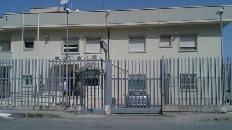 La Stazione dei Carabinieri di Pizzo