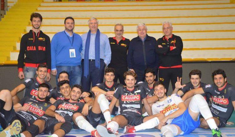 Volley, Tonno Callipo Vibo ai nastri di partenza in Serie B