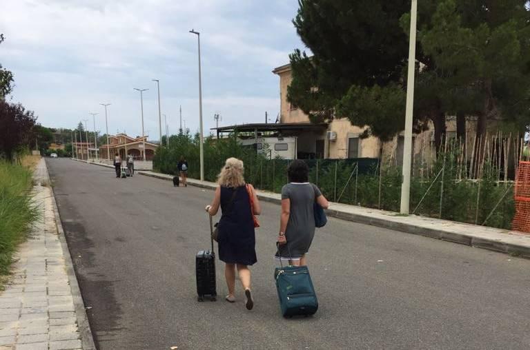 """Porto di Vibo Marina, domenica di """"passione"""" per i turisti provenienti dalle Eolie"""