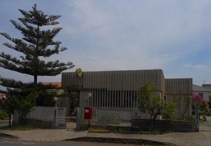 L'ufficio postale di Briatico